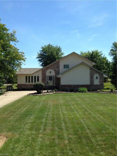 North Royalton Single Family Home For Sale: 8841 Stephanie Dr