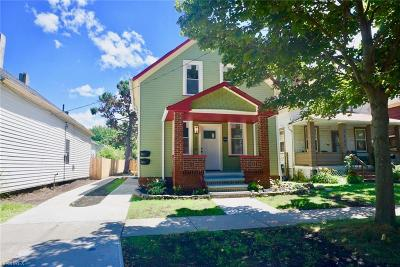 Cleveland Multi Family Home For Sale: 3219 West 44th St