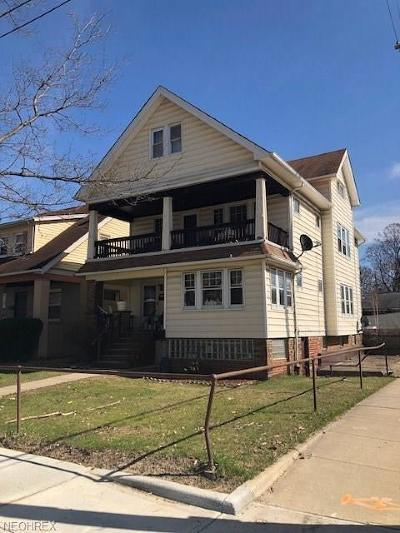 Cleveland Multi Family Home For Sale: 10431 Fidelity Ave