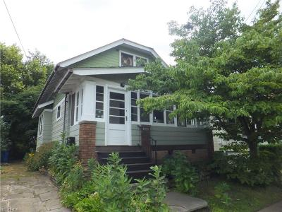Cleveland Single Family Home For Sale: 4209 Muriel Ave