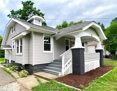 Canfield Single Family Home For Sale: 33 Kirk St