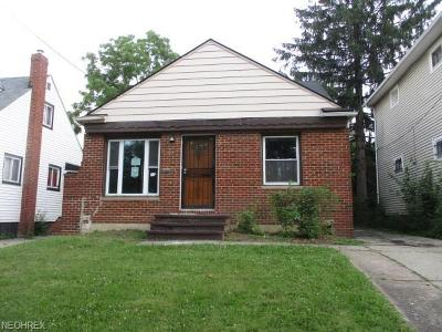 Cleveland Single Family Home For Sale: 16233 South Lotus Dr