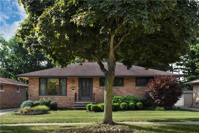 Cleveland Single Family Home For Sale: 8993 Pepper Ridge Dr