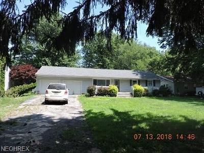 Geneva Single Family Home For Sale: 3114 Spencer Dr