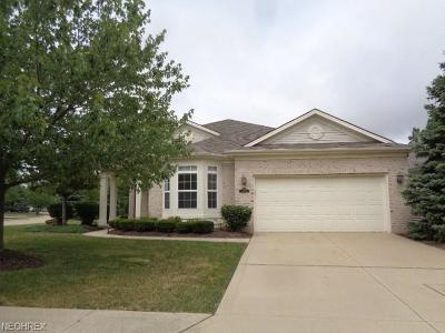 Strongsville OH Single Family Home For Sale: $209,900
