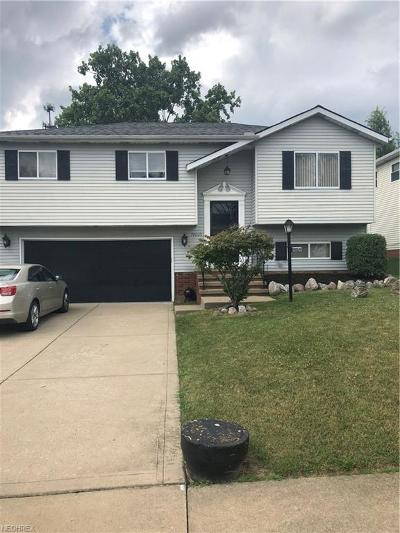 Cuyahoga County Single Family Home For Sale: 19069 Watercrest Ave