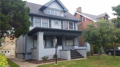 Cleveland Single Family Home For Sale: 1054 East 98th St