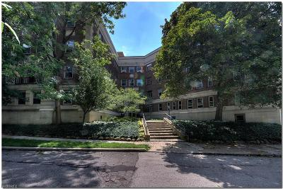 Cleveland Heights Condo/Townhouse For Sale: 2330 Euclid Heights Blvd #210