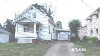 Girard Single Family Home For Sale: 316 Powers Ave