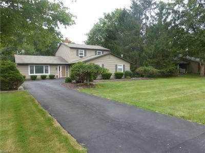 Brecksville Single Family Home For Sale: 10085 Hickory Ridge Dr