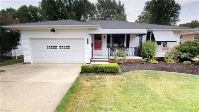 Single Family Home Pending: 5263 Oak Ridge Dr