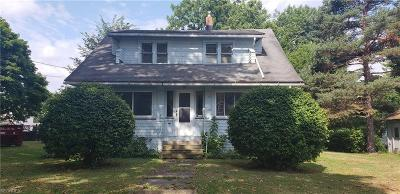Saybrook Single Family Home For Sale: 1323 Ohio Ave