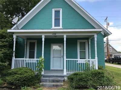 Stockport Single Family Home For Sale: 1790 Broadway St
