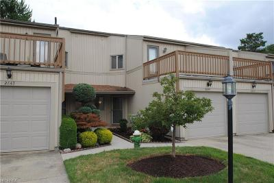 Westlake Condo/Townhouse For Sale: 2645 Kimberly Ln