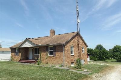 Alliance OH Single Family Home For Sale: $69,900