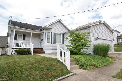 Single Family Home For Sale: 307 Walnut St