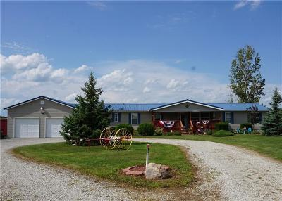 Ashland County Single Family Home For Sale: 554 Us Rt 224