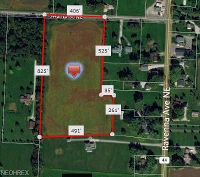Residential Lots & Land For Sale: Vl Swamp St Northeast