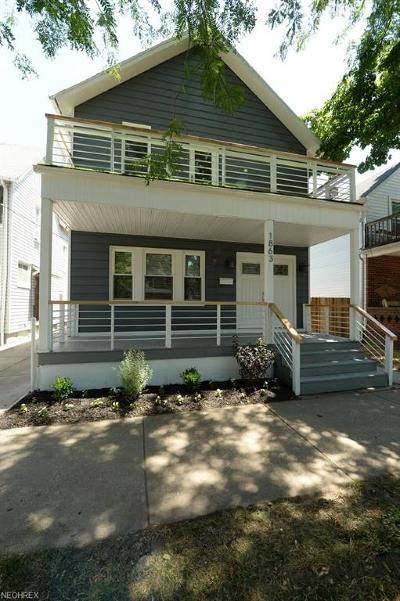 Cleveland Single Family Home For Sale: 1863 West 57th St