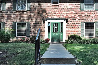 Brecksville Condo/Townhouse For Sale: 6930 Carriage Hill Dr #203