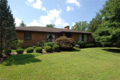Zanesville Single Family Home For Sale: 438 Coventry Cir