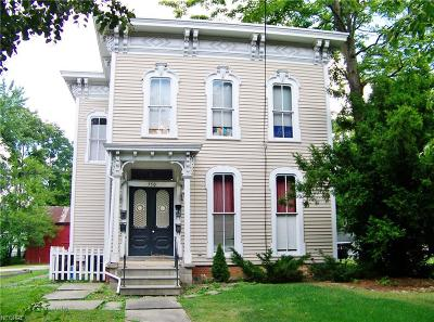 Medina Multi Family Home For Sale: 550 South Court St