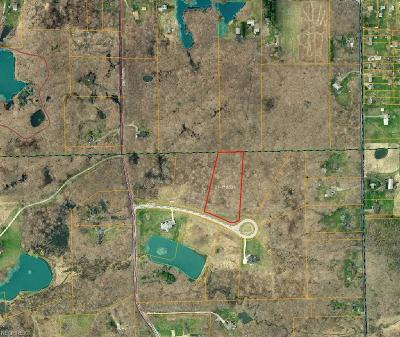 Geauga County Residential Lots & Land For Sale: S/L 3 Regal Pl