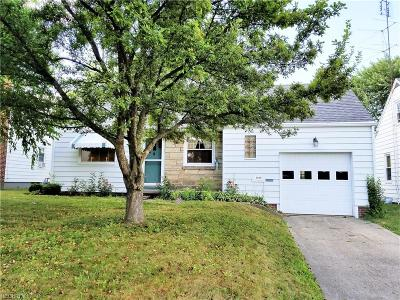 Single Family Home For Sale: 1029 West College Rd
