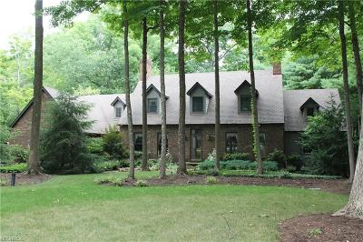 Single Family Home For Sale: 3555 Hunting Run Rd