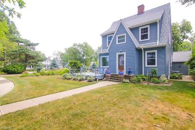 Euclid Single Family Home For Sale: 2 East 220 St
