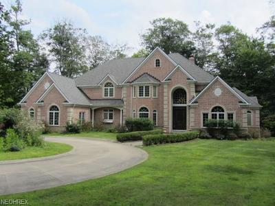Mentor Single Family Home For Sale: 8790 Pheasant Run Ln