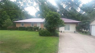 Single Family Home For Sale: 11130 Lisbon St Southeast