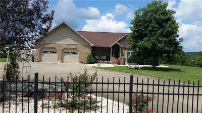 Little Hocking Single Family Home For Sale: 247 Hollywood Dr