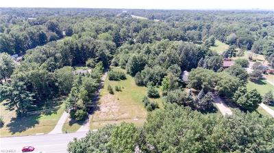 Willoughby Hills Residential Lots & Land For Sale: 2682 Som Center Rd
