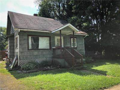 Leavittsburg Single Family Home For Sale: 370 North Leavitt Rd