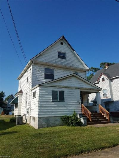 Girard Single Family Home For Sale: 112 East 2nd St