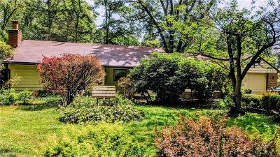 Madison Single Family Home For Sale: 1681 Orkney Rd