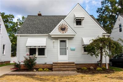 Wickliffe Single Family Home For Sale: 29925 Enid Rd