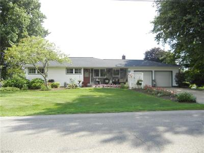 Walnut Creek Single Family Home For Sale: 2580 Township Road 444