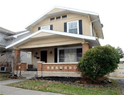 Single Family Home For Sale: 637 North 9th