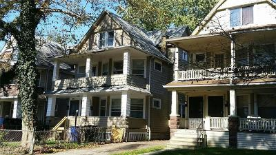 Cleveland Multi Family Home For Sale: 9211 Adams Ave