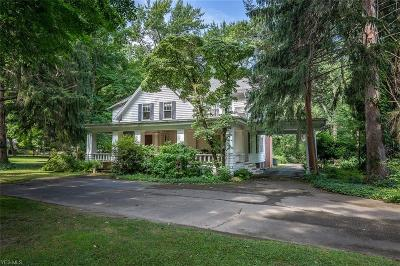 Willoughby Single Family Home Active Under Contract: 4706 River Street
