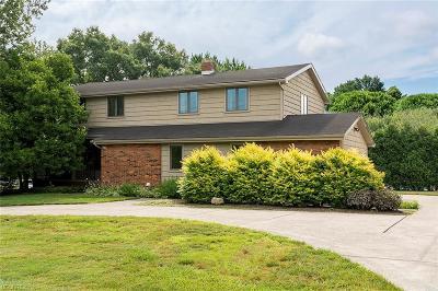 Pepper Pike Single Family Home For Sale: 27950 Fairmount Blvd