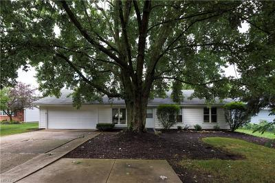 Deerfield Lake Single Family Home For Sale: 18042 Howe Rd