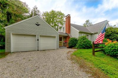 Chesterland Single Family Home For Sale: 12816 Chillicothe Rd
