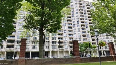 Bratenahl Condo/Townhouse For Sale: 1 Lake Shore Blvd #103