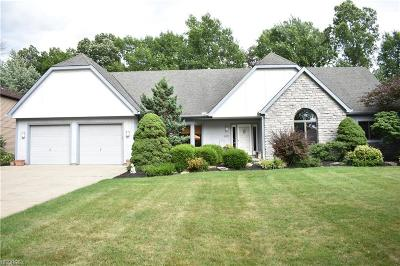 North Olmsted Single Family Home For Sale: 6051 Pebblebrook Ln