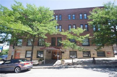 Cleveland Condo/Townhouse For Sale: 1133 West 9th St #414