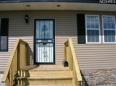 Single Family Home For Sale: 1261 Redbush Rd