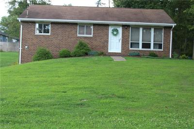 Williamstown Single Family Home For Sale: 88 Beckwith Ave